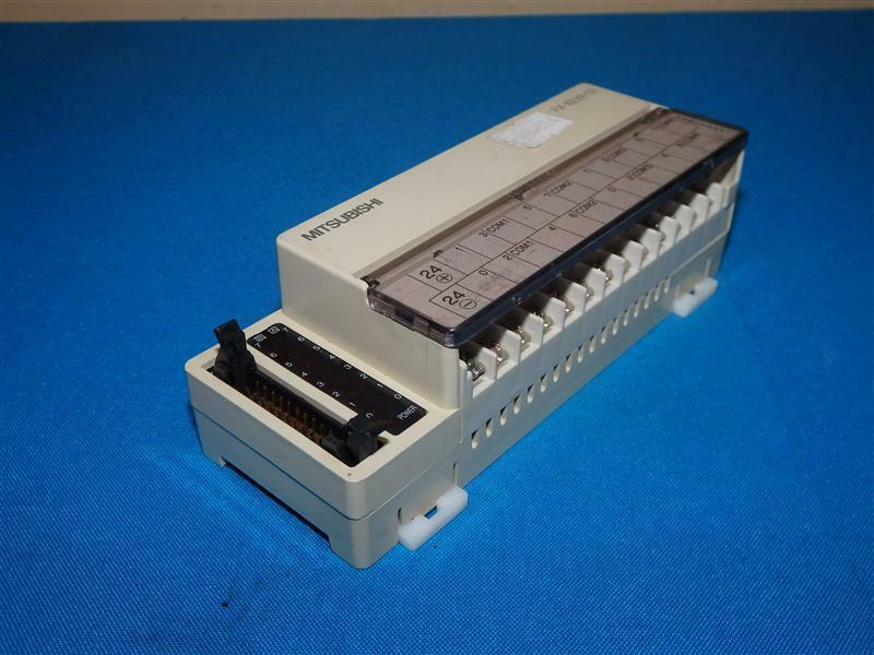 Mitsubishi FX-16EYR-TB Programmable Controller 24VDC