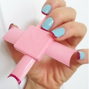 Fastest-French-Manicure-in-the-World-French-Tip-Dip-Use-any-nail-polish-or-gels