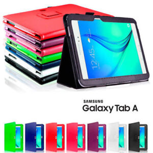 Flip-Leather-Case-Cover-For-Samsung-Galaxy-Tab-A-10-5-034-10-1-034-9-7-034-8-0-034-7-0-034