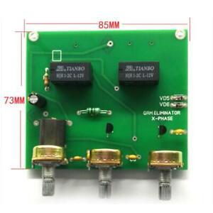 Eliminador-de-Montado-Acabado-mecanismo-de-reaccion-rapida-X-fase-1-30MHZ-HF-Amplificador-bandas