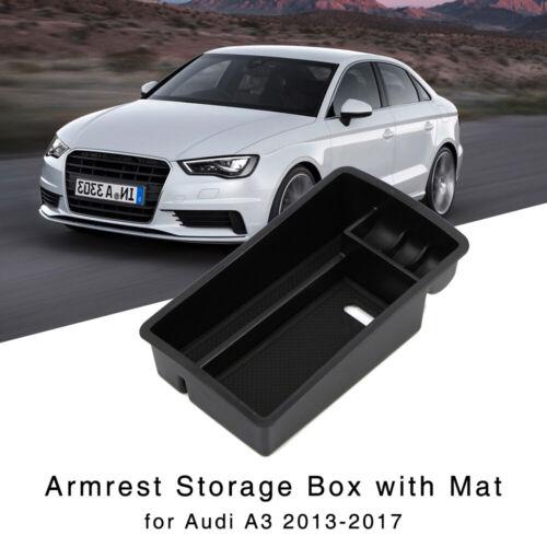 A3 2013 2014 2015 2016 2017 Armlehne Aufbewahrungsbox für Audi S3 2015-2017