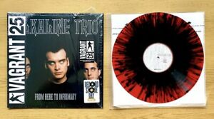 Alkaline Trio - *SEALED* From Here to Infirmary Vinyl LP RSD 2021 New Blink 182