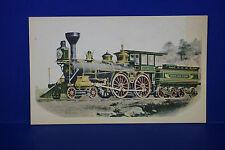 Vintage The Highland Light Post Card, 4-4-0, American Type, Taunton MA PC2