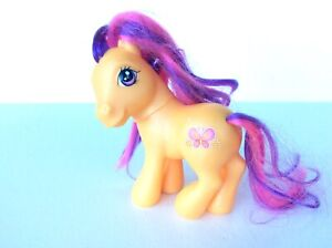 My Little Pony G3 SCOOTALOO Figure, Scootin' Along Ponies 2005.