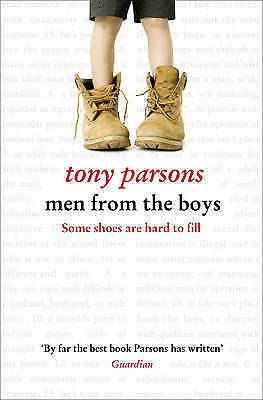 1 of 1 - Men from the Boys by Tony Parsons, Book, New (Paperback)