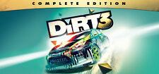 Dirt 3 Complete Edition PC de Steam código clave nueva descarga juego rápido región libre