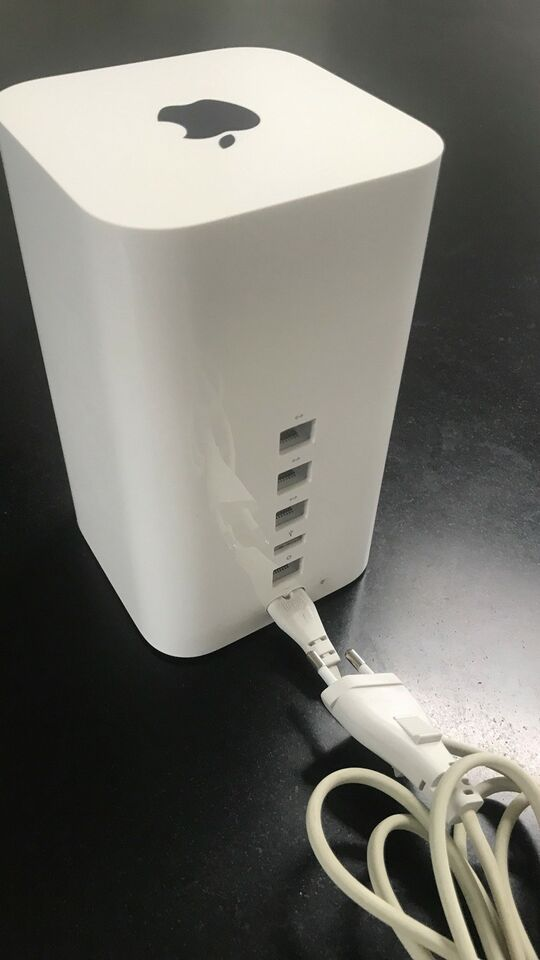 Router, wireless, Apple