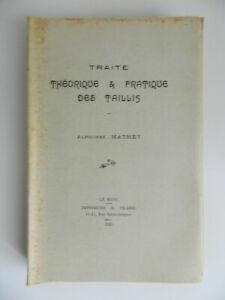 Alphonse-Mathey-Trattato-Teorica-E-Pratica-Delle-Decespugliatore-Vilaire-1929