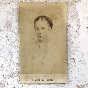 Carte-de-Visite-Identified-Victorian-photo-of-a-beautiful-girl-CDV-ID-d