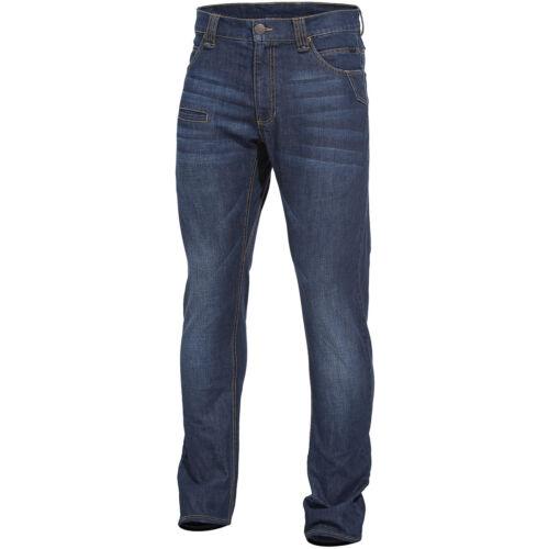 Pentagon Rogue Jeans Pantalons Travail Urbain Combat Hommes Airsoft Bleu Indigo