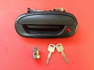 1997 2003 Ford F150 Driver Side Exterior Door Handle Lock Cylinder Repair Kit Ebay