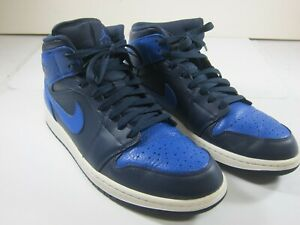 new arrival ee3c6 4a326 Image is loading Nike-Air-Jordan-1-Retro-Men-039-s-