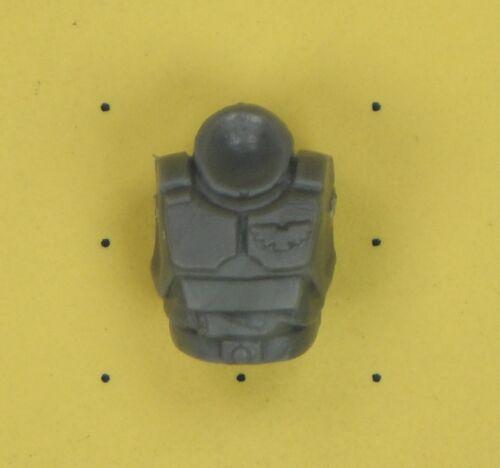 Warhammer 40K Astra Militarum Cadian arma pesada equipo Torso
