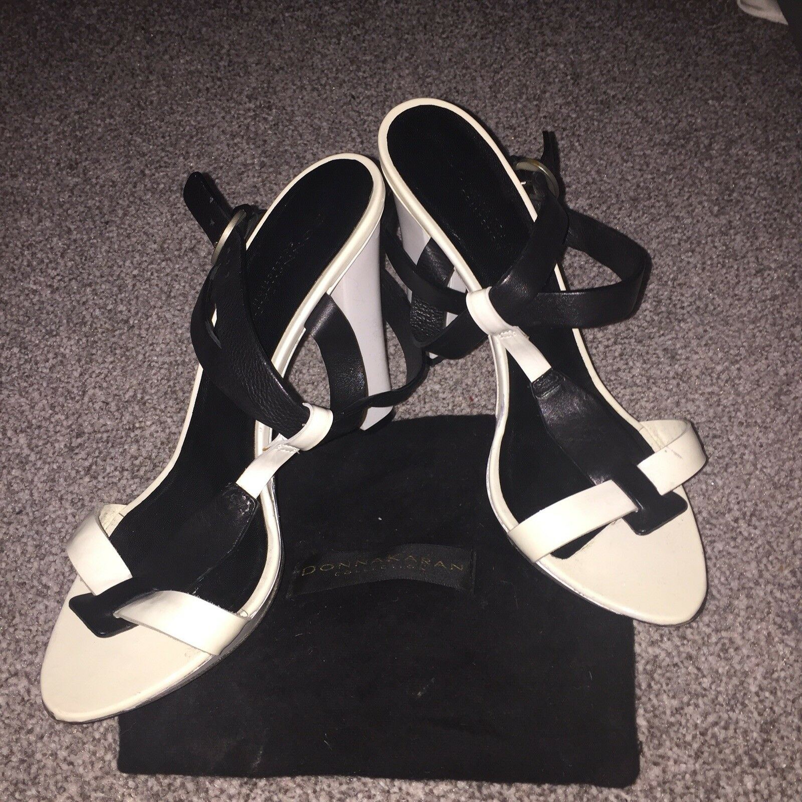 Donna Karan (DKNY) / Heels with dust bag Size 38 / (DKNY) UK 5 9ea75b