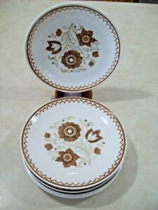 Details about Set of 6 Royal China Cavalier Ironstone