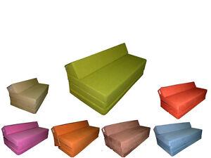 Sessel g stebett schlafsessel klappmatratze sofa for Materasso ospiti pieghevole