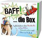 BAFF! Wissen ... die Box von Volker Präkelt (2013)