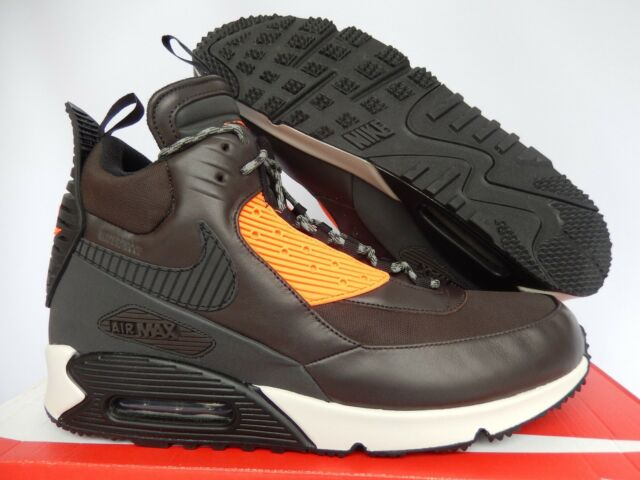 promo code ea217 d11c6 Nike Air Max 90 Sneaker Boot Winetr Outdoors Mens Shoes Size 14