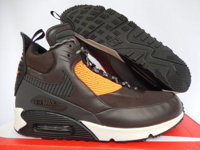 Nike Air Max 90 Sneakerboot Velvet Brown