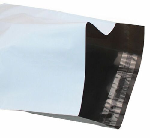 Bolsas de correo Gris Sello del uno mismo fuerte Poly Bolsa De Correo Postal franqueo Post Impermeable