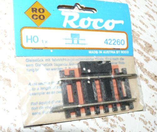 H20 42260 roco vía de conmutación