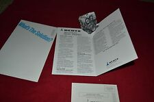 Deutz Air Cooled Diesel Engine Dealer's Brochure YABE11 Ver82