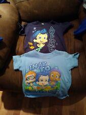 Bubble Guppies Toddler 5pk Splash Socks Gil Goby Nonny Nickelodeon Mermen Crab