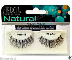 Ardell 100 Human Hair Fashion Glamour Natural Eye Lashes 106