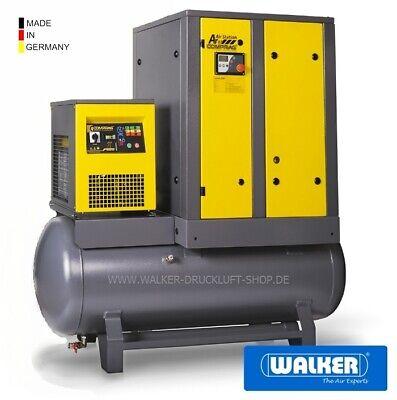 Preishammer: Schraubenkompressor 11 Kw Mit 270-l-behälter Und Trockner! - Neu 100% Original