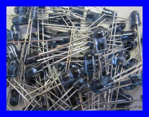 Tsil 6400 1000 Pièces Fin de Infrarouge Diode Bleu colorés 210 MW 925 Presque comme neuf 5 mm Type