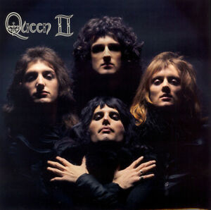 QUEEN-Queen-II-LP-mint-sealed-vinyl-180g-1-2-speed-mastered-2015