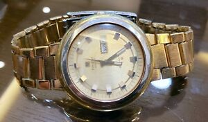VINTAGE TISSOT T12 AUTOMATIC 44MM DAY DATE MENS WATCH