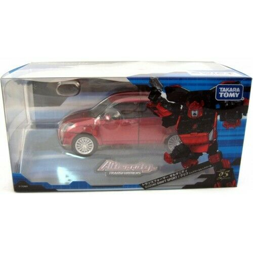 Transformers Alternity Cliffjumper A-03 Suzuki Swift