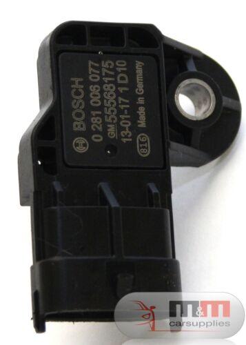 Opel Insignia Astra J 2.0 CDTI 55568175 MAP Capteur Sous Vide Capteur aspiration Pression