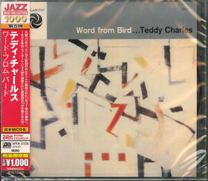 TEDDY-CHARLES-WORD-FROM-BIRD-JAPAN-CD-B50