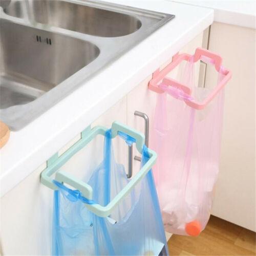 Bolsa Portátil De Plástico Colgar Basura Bolsa De Almacenamiento Basura Cocina
