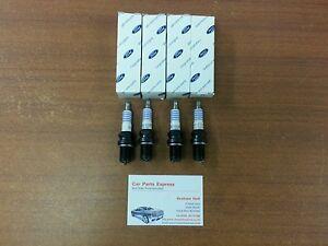 Ford-Agps-Bujias-071-C-x-4-Genuino-Cosworth-YB-Escort-RS-Turbo-poste-libre