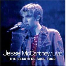 JESSE MCCARTNEY - LIVE The Beautiful Tour CD Sigillato