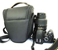 Camera Case Bag for Canon Rebel T5i T4i T3 T3i T2i T1i XS EOS 650D 600D 700D 6D