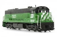 Arnold Burlington Northern Ge U25c Dcc Ready 5635 N Scale Locomotive Hn2218