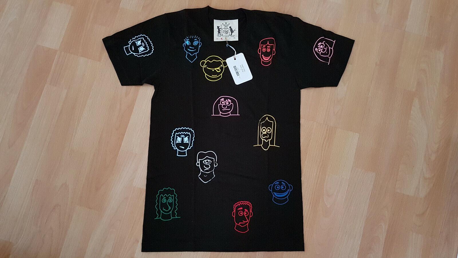 Starstyling T-Shirt  FACES   Herren  Gr. S  Neu mit Etikett