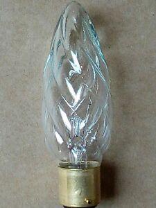 Ampoule-Flamme-Torsadee-A-de-luxe-GIRARD-SUDRON-CROZE-B22-60W-claire-NEUVE