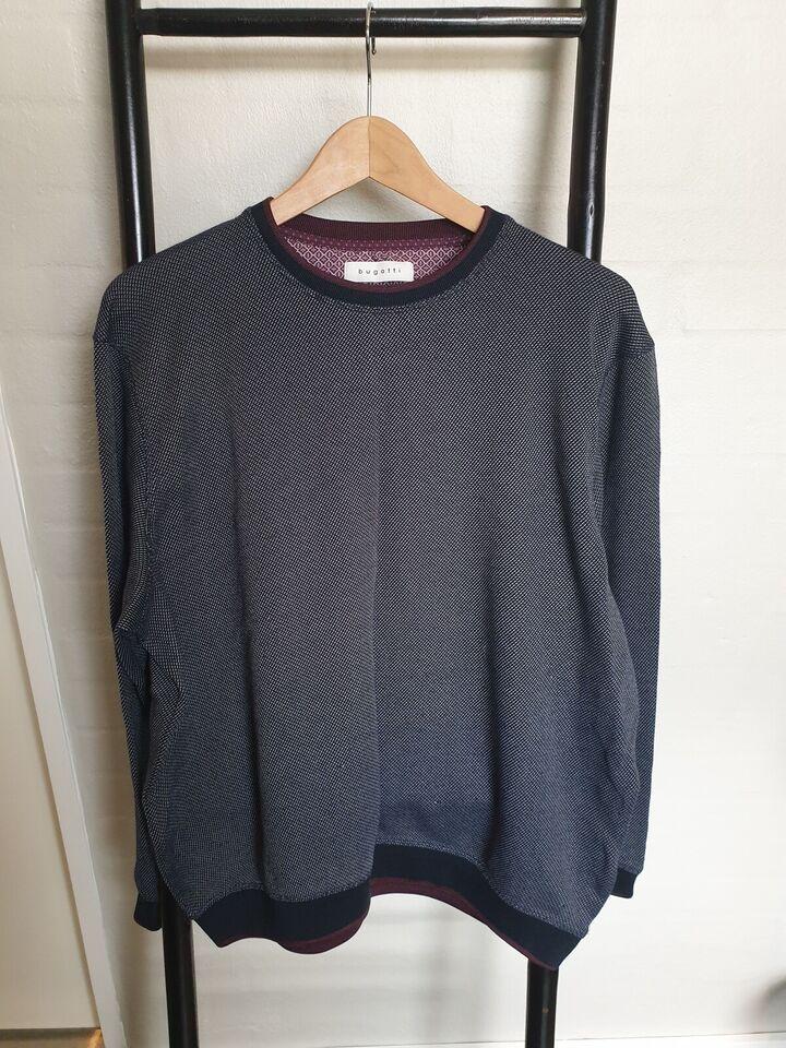 Sweatshirt, Bugatti, str. XL
