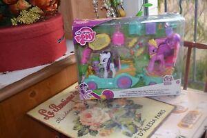 My Little Pony Neuf Carrosse Princesse Twilight Sparkle Plus Acc Crystal 99 Fnac