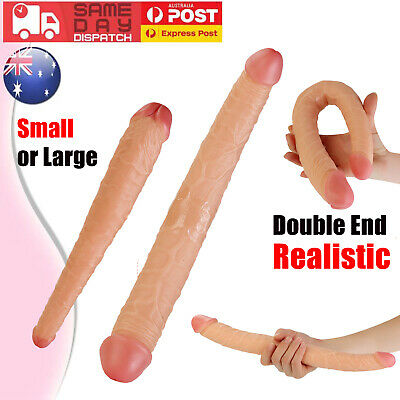 Free young double-ended dildo sex
