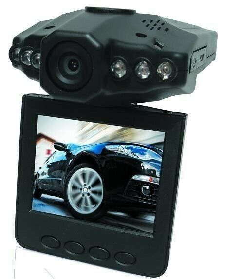 Hd Portable Dvr With 2.5′ Tft Lcd Screen For Home And Car Use – Brand New