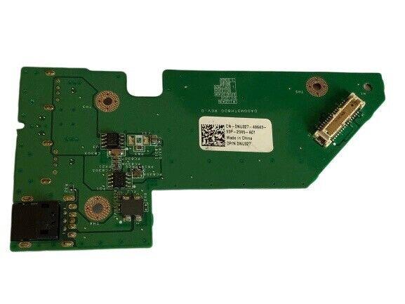 GENUINE DELL STUDIO 1735 1736 1737 USB DC JACK POWER BOARD 0NU327 NU327
