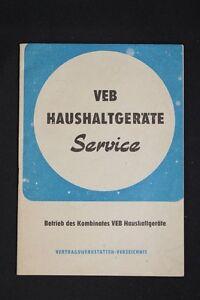 Old-GDR-Directory-Workshops-VEB-Haushaltsgerate-Equipment-Household