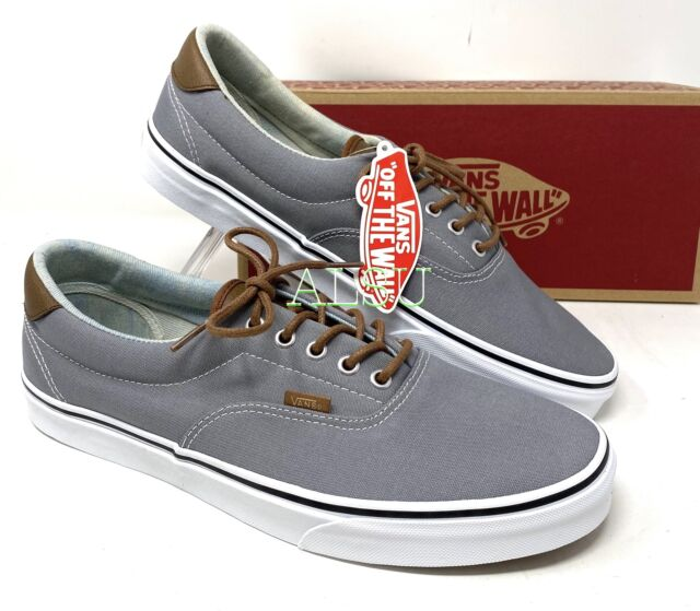 Vans C\u0026L Era 59 Shoe - Frost Grey/Acid