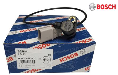 Original Bosch Manivelle ondes Capteur Ot-donateurs pour AUDI SEAT SKODA VW 0261210147
